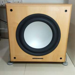 Subwoofer 10 inches