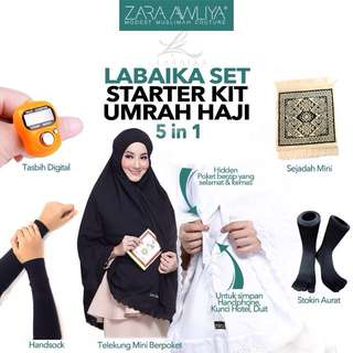 LABAIKA Set 5in1 (Women)