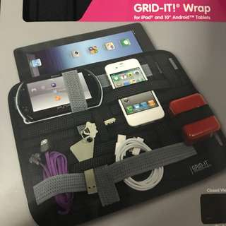 Grid-it Travel pack wrap