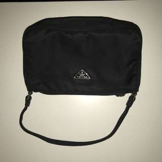 Made in Italy Prada cosmetic/ pouch bag