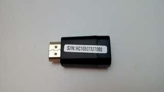 轉換器(VGA→HDMI)