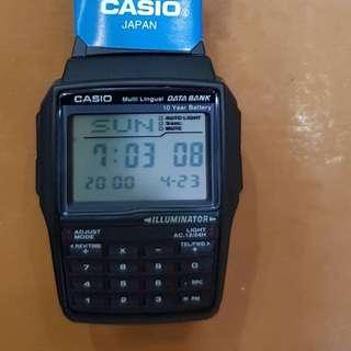 Jam Casio Dbc-32-1  Brandnew