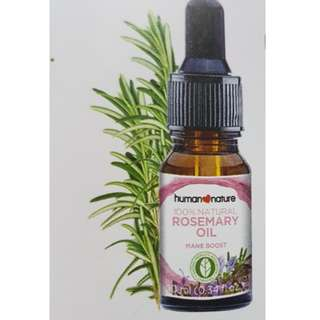 Rosemary Oil 10ml by HUMAN❤NATURE