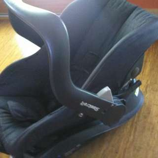 Steelcraft baby capsule car seat