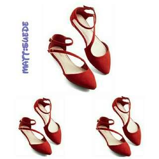 Balet red