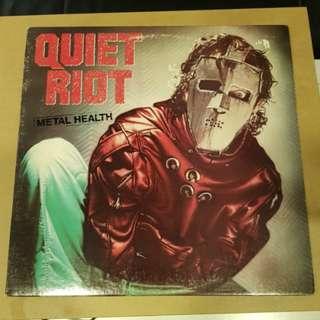 Quiet Riot Lp Me tal Health