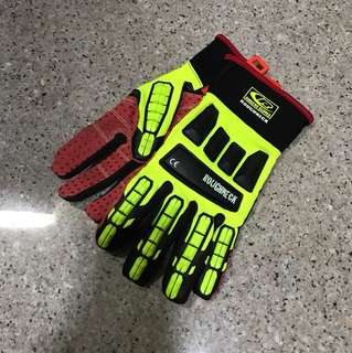 Ringers Gloves Roughneck - impact gloves