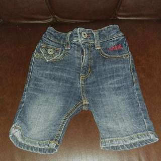 Sasson Faded Jeans
