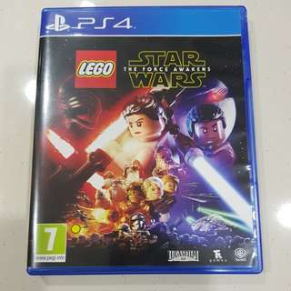PS4 Lego Star Wars The Force Awakens (Used)