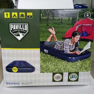 PORTABLE INFLATABLE BED - SINGLE