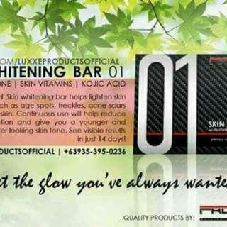 Whitening Bar
