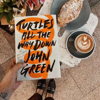 turtles all the way down // john green
