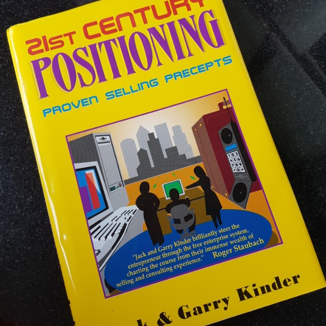 21st Century Positioning Proven Selling Percepts