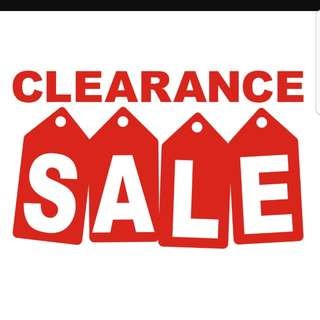 Assessment Book Clearance Sale