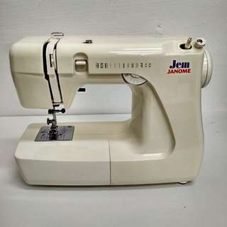 Janome JEM 639 - Compact Sewing Machine (Used)