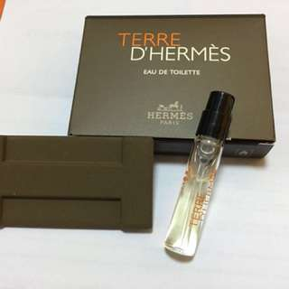 Hermes fragrance stone with natural spray