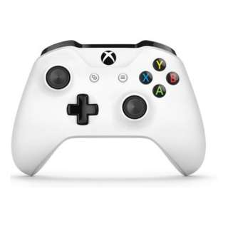 Xboxone Wireless Controller (White) (Bluetooth with 3.5mm Jack)