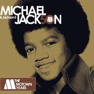 MICHAEL JACKSON - THE MOTOWN YEARS