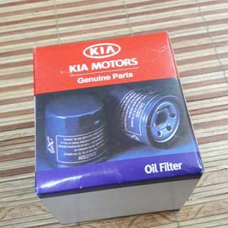 KIA/HYUNDAI-SEMI OIL FILTER
