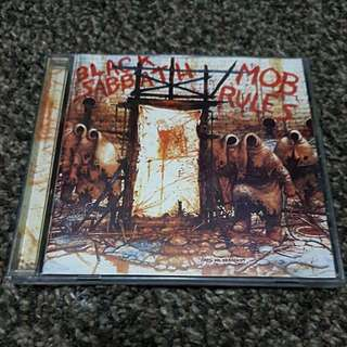 Black Sabbath - Mob Rules (1996) CD