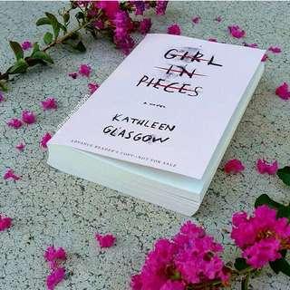 girl in pieces // kathleen glasgow