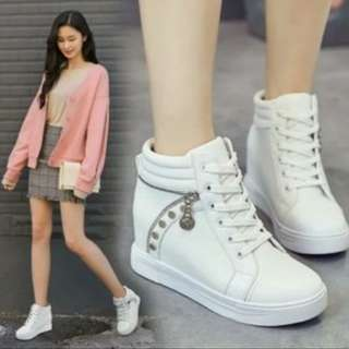Sneaker Wedges! (REAL PICTURE)