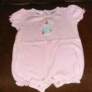 Mayfair Plaid Pink Bodysuit
