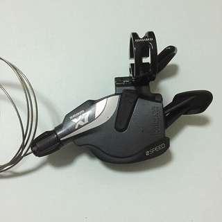SRAM X7 2-speed shifter