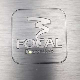 Focal Amplifier 2.75