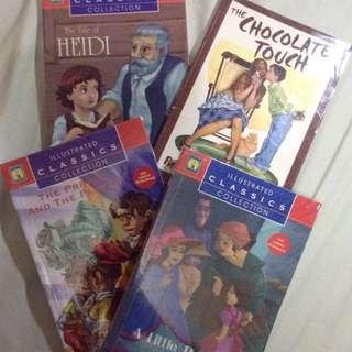 CHILDREN STORY BOOKS (TAKE ALL)