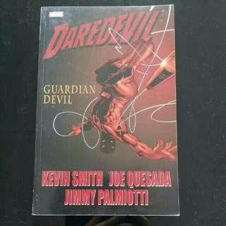 Marvel Daredevil Guardian Devil