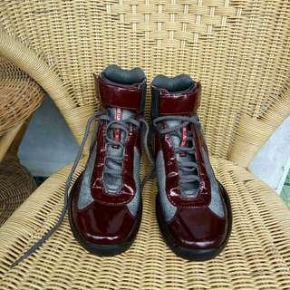 Boot prada authentic