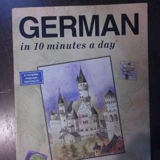 German in 10 minutes