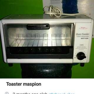 Turun harga Toaster Maspion
