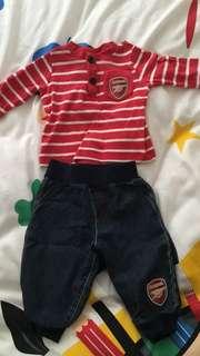 Arsenal Kidswear