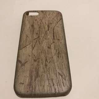 Iphone5/se case 蘋果5/se木紋手機殼