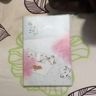 Cute Cat B5 Notebook/Journal/Diary