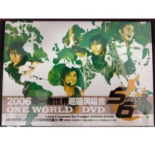 5566 One World 2006 (2 DVDs)
