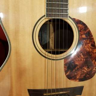 DISCONTINUED Full Solid Woods Parkwood Acoustic