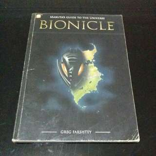 Bionicle : Makuta's Guide to the Universe