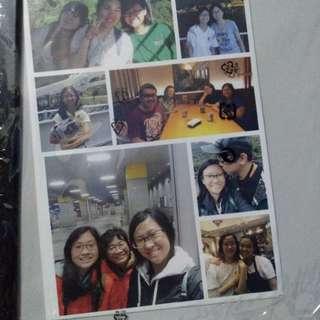 Photo + frame