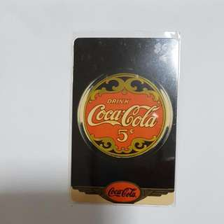 Used Phone Card -  Coca Cola 12 Of 25