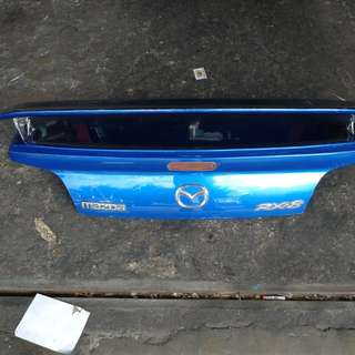 Mazda Rx8 Rear bonnet with spoiler Original