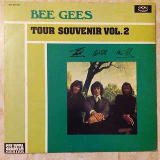 BEE GEES 黑膠唱片