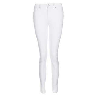 Topshop MOTO White Leigh Jeans
