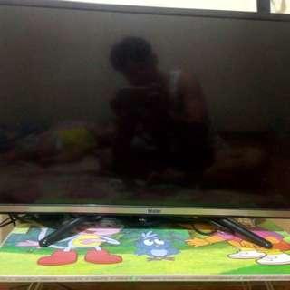 Haeir 32 inch digital tv