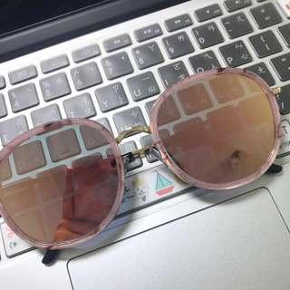 🚚 大理石紋邊太陽眼鏡 #轉轉來交換