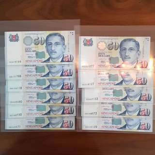 $50 LHL MAS