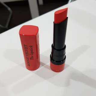 Brand New Bourjois Rouge Velvet The Lipstick