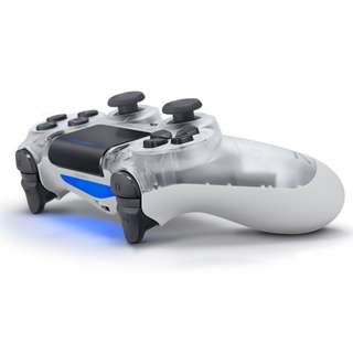 PS4 Controller (Crystal) (Version 2.0)